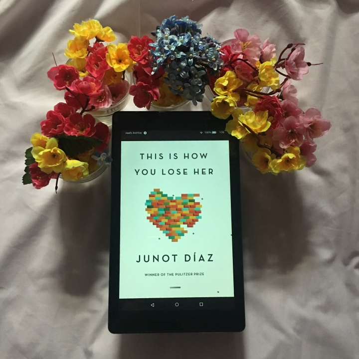 This is How You Lose Her by JunotDíaz