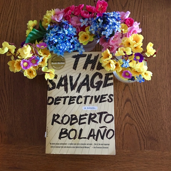 The Savage Detectives by RobertBolaño
