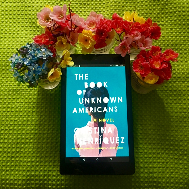 The Book of Unknown Americans: A Novel by CristinaHenríquez