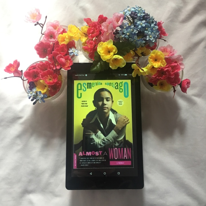 Almost a Woman: A Memoir by EsmeraldaSantiago