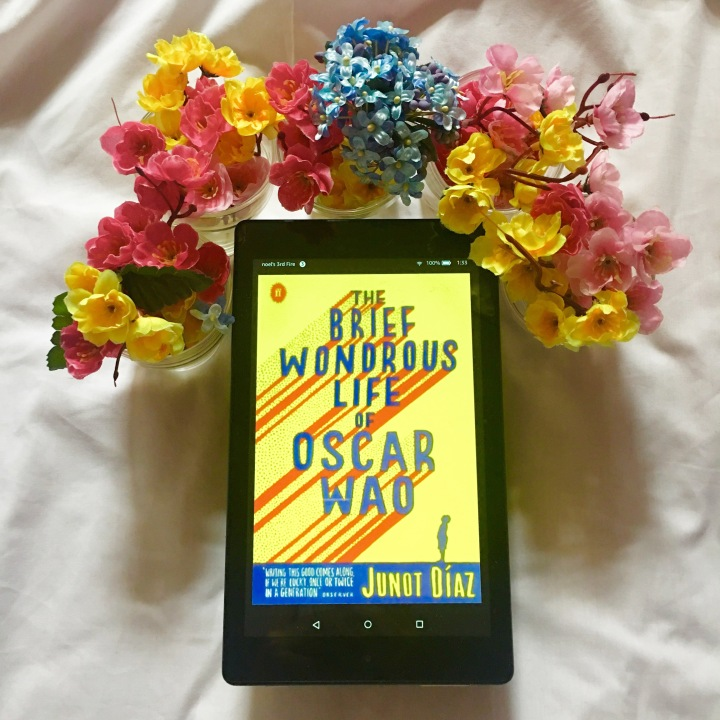 The Brief Wondrous Life of Oscar Wao by JunotDíaz