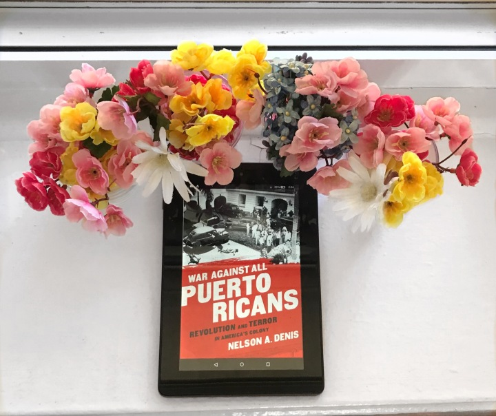 War Against All Puerto Ricans by Nelson A.Denis